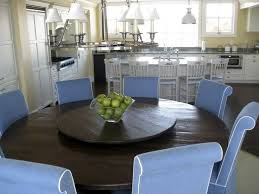 Mer Enn  Bra Ideer Om Round Farmhouse Table På Pinterest - Large round kitchen tables