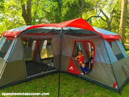 ozark trail 12 person l shaped instant cabin tent review team