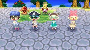 all acnl hairstyles with colours animal crossing new leaf contest winners tsuki and apcruzship