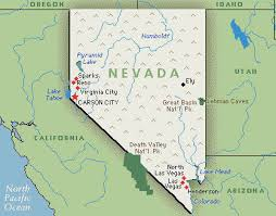 when did nevada become a state