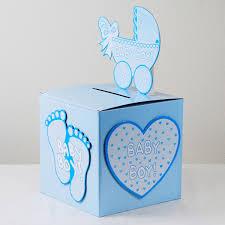 ifavor123 com babyshower wishing well card gift or money box boy