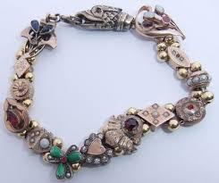 Ebay Jewelry Armoire 15 Best Slide Bracelets Images On Pinterest Vintage Jewelry