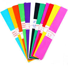 where to buy crepe paper aliexpress buy 55x90cm diy material coloured floral wrapping