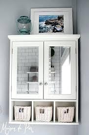 Bathroom Shelves Home Depot Bathroom Shelving Ideas Master Bath Medicine Cabinet The