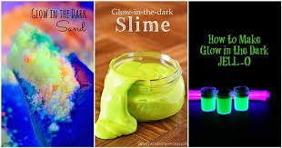 11 Super Cool GlowInTheDark DIY Projects  Diply  crafts