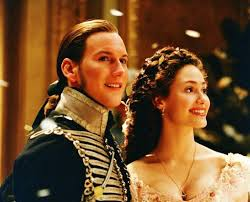 phantom of the opera halloween costume christine patrick wilson as raoul and emmy rossum as christine daae in the