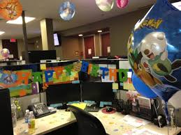 decorating coworkers desk for birthday my coworkers decorated my desk for my 24th birthday today pokemon