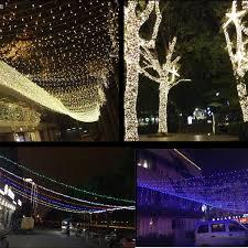 falling star led christmas lights 10m 20m 30m 50m 100m 12v 24v