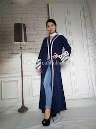 wholesale strap pattern modern kimono maxi hijab kaftan malaysia