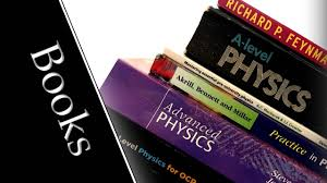 my choice of the best books for a level physics youtube