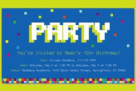 evite birthday invitations badbrya com