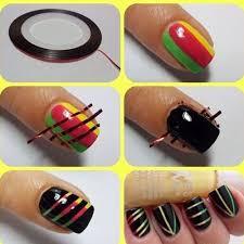 aliexpress com buy 4pcs lot 1 3mm cinnamon color nail art tape