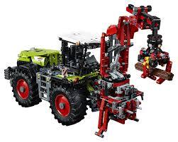 lego technic lego technic claas xerion 5000 trac vc 42054 u2013 skyline