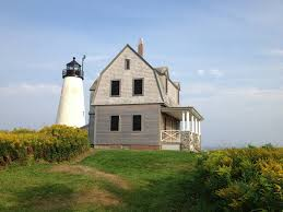Wood Island Light Donation Will Pay For Restoration Of Keeper S House At Wood Island
