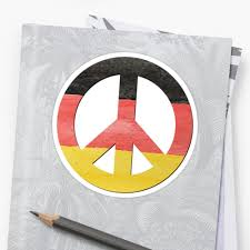 What Colors Are The German Flag Water Color German Flag Cnd Peace Symbol