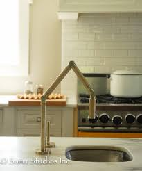 kohler brass kitchen faucets a splash with kohler karbon in my kitchen