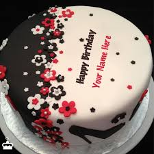 birthday cakes for name birthday cakes write name on cake images