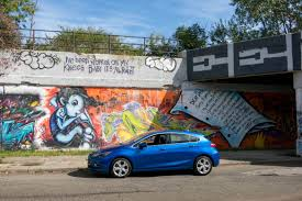 2017 chevrolet cruze hatchback review first drive muscle cars