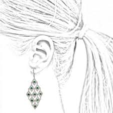 chandelier diamonds timeless diamond shape chandelier earrings new wave jewellery