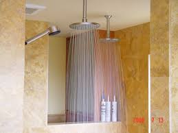 Ceiling Mounted Rain Shower by 15 Impressive Rain Shower Head Styles For Your Bathroom Hgnv