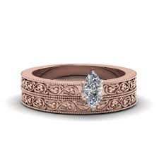 ebay wedding ring sets wedding rings ebay marquise wedding sets vintage bridal sets