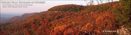 2cooleys ozarks fall foliage peak foliage