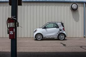 2018 smart fortwo electric drive prototype first ride impressions