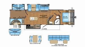 eagle fifth wheel floor plans fifth wheel bunkhouse floor plans elegant fifth wheel floor plans