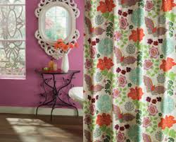 Vinyl Window Curtains For Shower Curtains Pleasurable Bathroom Curtains And Shower Curtain Sets