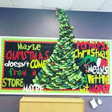 Decoration For Christmas In Classroom by Best 25 Holiday Bulletin Boards Ideas On Pinterest Christmas