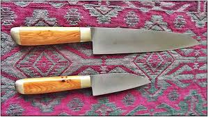 top 10 kitchen knives carbon steel sujihiki and kiritsuke as inspired by japanese