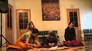 hare krishna simple family