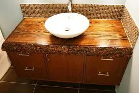 Wood Bathroom Vanity by Bathroom Vanity Tops U2013 A Few Top Choicesoptimizing Home Decor Ideas
