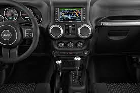 jeep wrangler console 2011 jeep wrangler reviews and rating motor trend