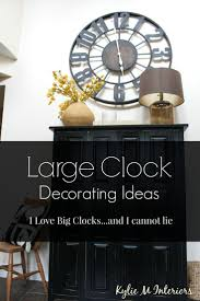 14 best clock images on pinterest clock wall large clock and