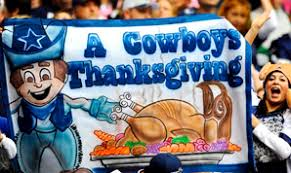 dallas cowboys thanksgiving clip library