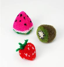 Homemade Pom Pom Decorations 38 Pom Pom Crafts And Diys Pom Pom Crafts Hat Tutorial And Pom Poms