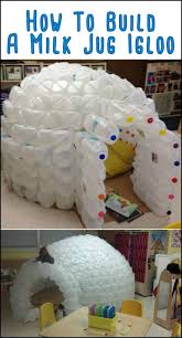 best 20 milk jug igloo ideas on pinterest how to entertain kids