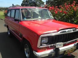 classic jeep wagoneer for sale cherokee wagoneer truck v8 classic in paddington nsw