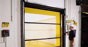 Overhead Rolling Doors Bugshield Roll Up Screen Dock Doors Rite Hite