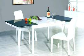 Large Glass Dining Tables Dining Table Extendable Glass Dining Table Nz Extension Tables