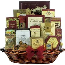 gourmet gift basket great arrivals gourmet gift basket the finer things