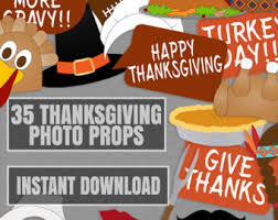 Photobooth Ideas Thanksgiving Props