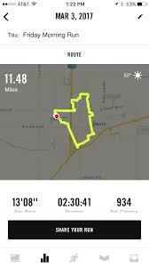 Map Your Run Running Log U2014 Elisabeth Kauffman Author