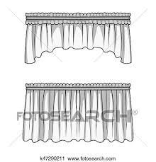 tende con drappeggio archivio fotografico tenda con drappeggio su il cornice