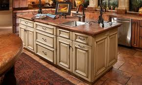 Kitchen Islands With Sink And Dishwasher Kitchen Island With Built In Sink Stainless Steel Single Bowl