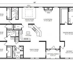 four bedroom house plans appealing four bedroom house plans 4 bedroom ranch house within 4