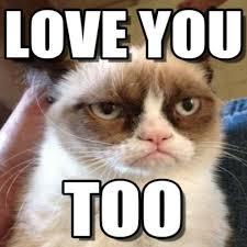 Love You Too Meme - love you too meme memeshappy