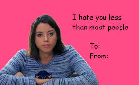 Cheesy Valentine Memes - funny cute humor parks and recreation parks and rec valentines card