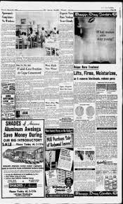 Shadee Awnings Arizona Republic From Phoenix Arizona On March 18 1958 U0026middot